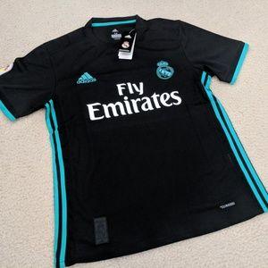 Mens Adidas Real Madrid Soccer Jersey 17/18